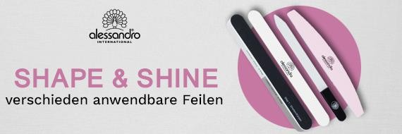 Alessandro Shape Shine