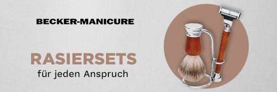 becker manicure rasiersets g nstig bestellen. Black Bedroom Furniture Sets. Home Design Ideas