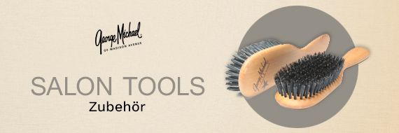 George Michael Salon Tools Zubehoer