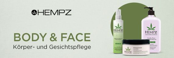 Hempz Body Face