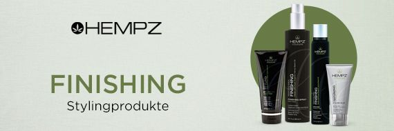 Hempz Finishing Collection
