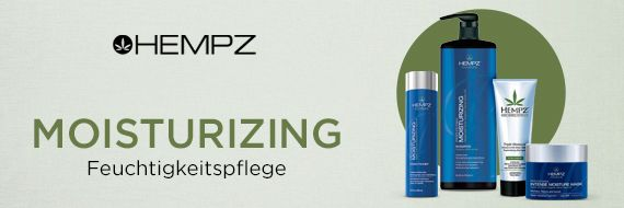 Hempz Moisturizing Collection