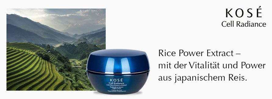 Kosé Rice Power Extract