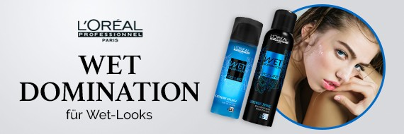 LOreal TecniArt Wet Domination