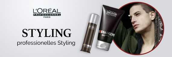 Loreal Homme Styling