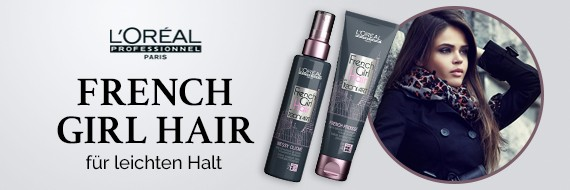Loreal TecniArt French Girl Hair