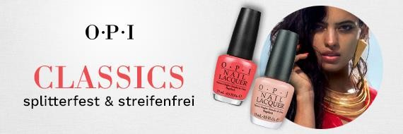 OPI Classics Nagellack Collection