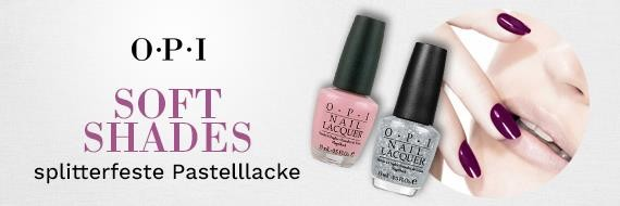 OPI Soft Shades Nagellack Collection