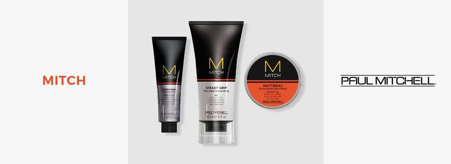 Paul Mitchell Mitch Maennerserie