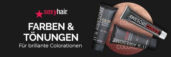 Sexhair AwesomeColor Haarfarben
