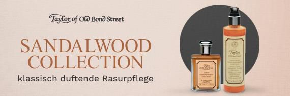 Sandalwood Collection