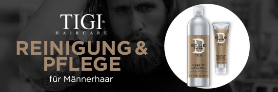 Tigi Bed Head For Men REINIGUNG PFLEGE