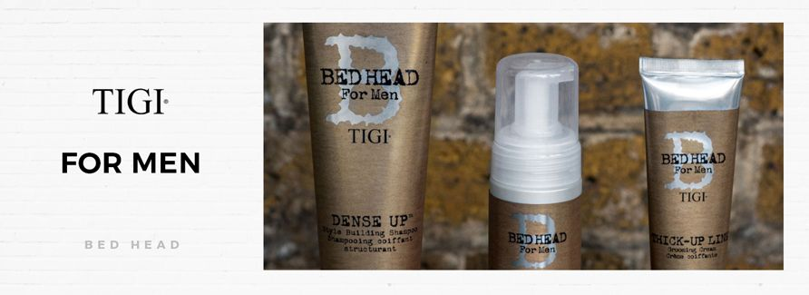 Bed Head for Men