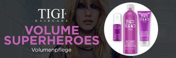 Tigi Bed Head Volume Superheroes