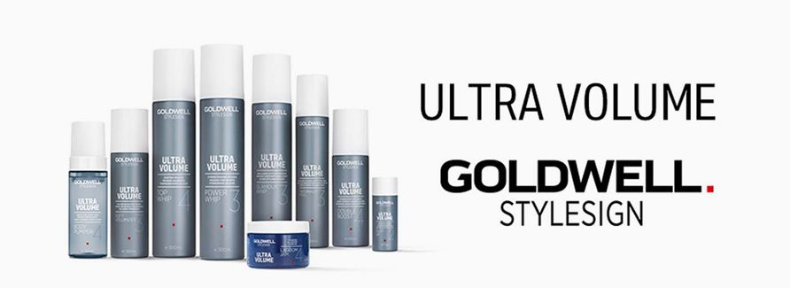 goldwell volumen styling