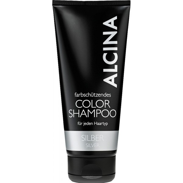 alcina color shampoo silber 200 ml 10 17. Black Bedroom Furniture Sets. Home Design Ideas