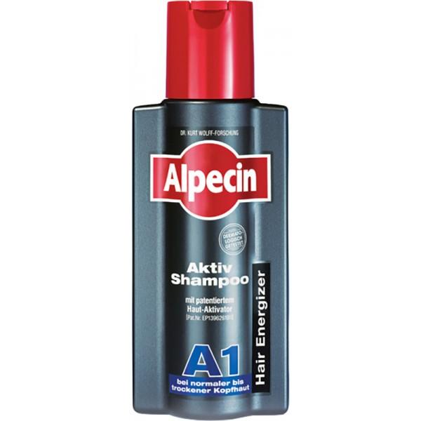 Alpecin Aktiv Shampoo A1 Normale Bis Trockene Kopfhaut 250 Ml 548