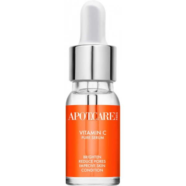 apot care pure serum vitamine c 10 ml 28 95. Black Bedroom Furniture Sets. Home Design Ideas