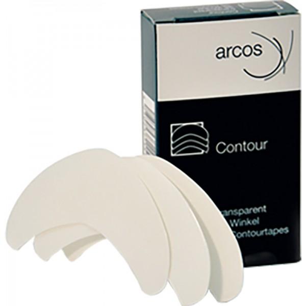 Arcos Contour Ansatz Klebewinkel für Folien-Klebeflächen 36 Stück
