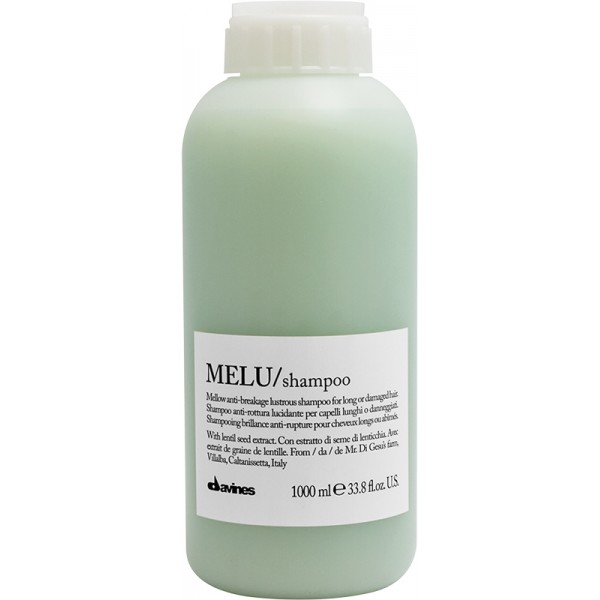 davines essential hair care melu shampoo 1000 ml 61 50. Black Bedroom Furniture Sets. Home Design Ideas
