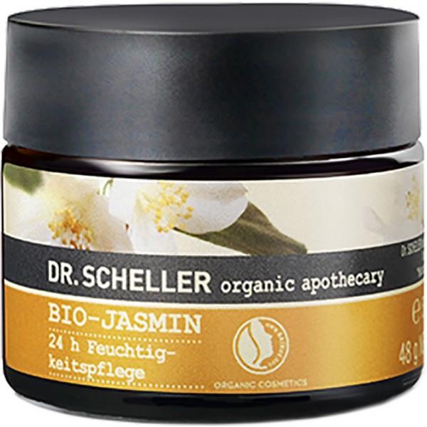 dr scheller organic apothecary bio jasmin 24 h pflege 50 ml 12 94. Black Bedroom Furniture Sets. Home Design Ideas