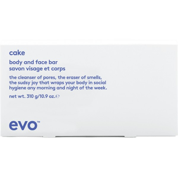 EVO Body Cake Cleanser of Pores 310 g