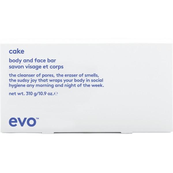 EVO Body Cake Cleanser of Pores 310 g