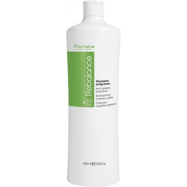 fanola re balance shampoo gegen fettendes haar 1000 ml 12 80. Black Bedroom Furniture Sets. Home Design Ideas