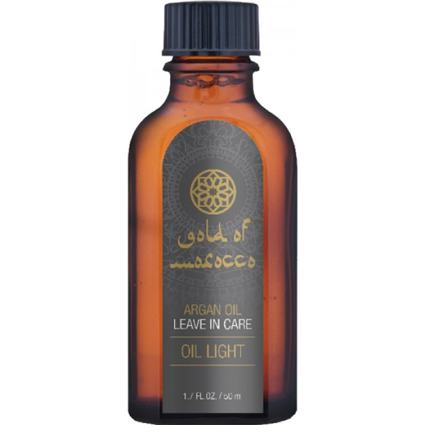 Gold of Morocco Argan Oil Leave In Care Haar-Öl Light 50 ml