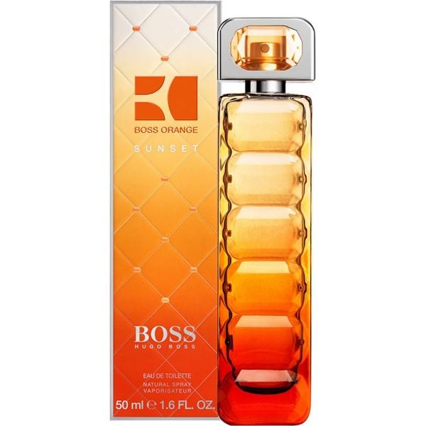 hugo boss orange sunset eau de toilette edt 50 ml male. Black Bedroom Furniture Sets. Home Design Ideas