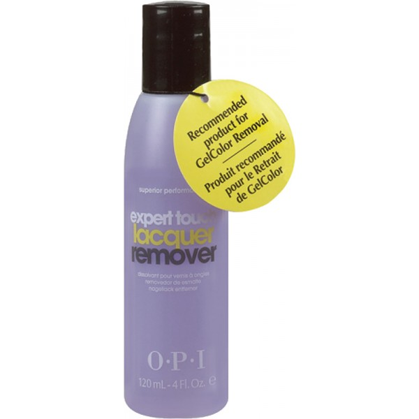 OPI Expert Touch Lacquer Remover Nagellack Entferner 110 ...