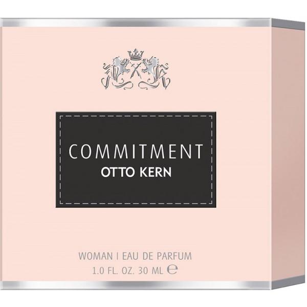 otto kern commitment woman eau de parfum edp 30 ml 22 50. Black Bedroom Furniture Sets. Home Design Ideas