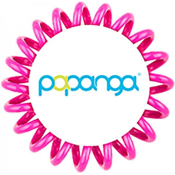 Papanga small Papanga Classic Edition Haarband Variation Dragon Pink
