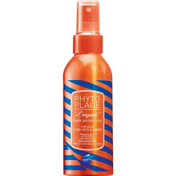 Die Heilöle für das Haar der Spray