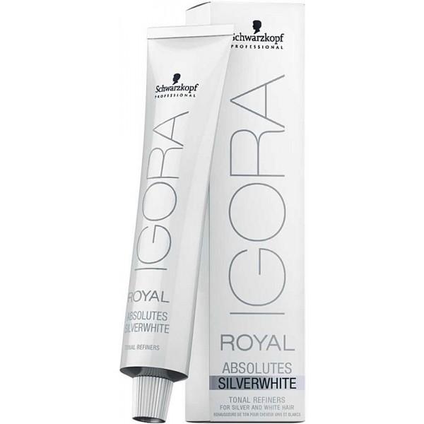Schwarzkopf Igora Royal Absolutes Silverwhite 60 ml