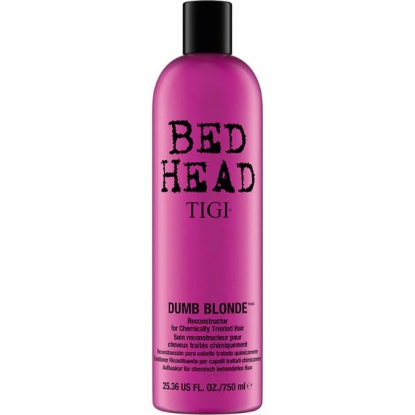 tigi bed head dumb blonde reconstructor conditioner 750 ml 43 50 eu. Black Bedroom Furniture Sets. Home Design Ideas