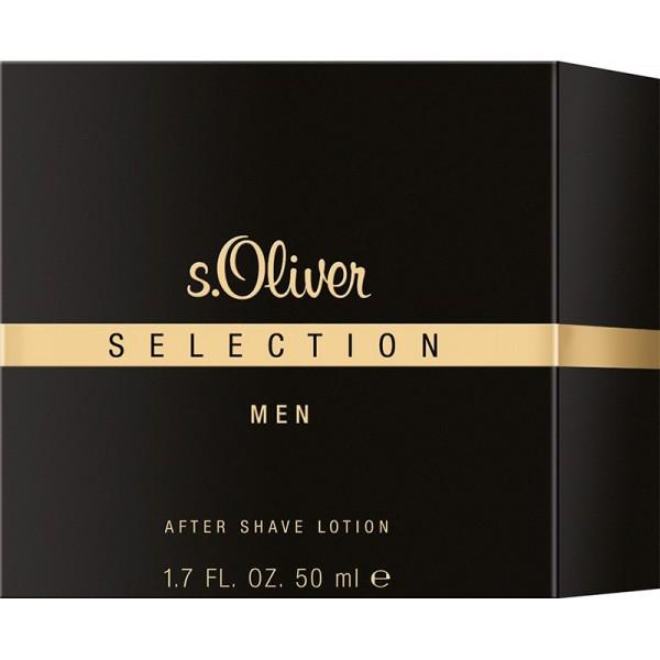 s oliver selection after shave lotion 50 ml 16 76. Black Bedroom Furniture Sets. Home Design Ideas
