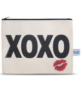 4LOU Vanity Bag Xoxo - 100% Canvas