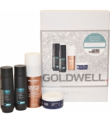 Aktion - Goldwell Dualsenses Men Geschenkset Shampoo +...