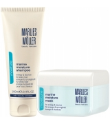 Aktion - Marlies Möller Set Marine Moisture Mask 125 ml +...