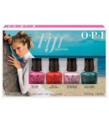 Aktion - OPI Fiji Collection Mini Set Nagellack 4 x 3,75 ml