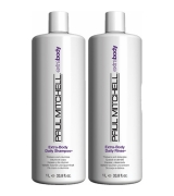 Aktion - Paul Mitchell Extra-Body Save On Duo 2 x 1000 ml