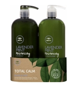 Aktion - Paul Mitchell Tea Tree Save Big On Duo Lavender Mint 2 x 1000 ml