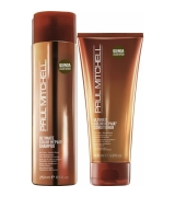 Aktion - Paul Mitchell Ultimate Color Repair Set Shampoo...