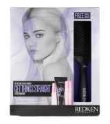 Aktion - Redken Get the Look Sleek & Straight Get Things Straight Styling Set