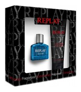 Aktion - Replay Essential for Him Geschenkset (EdT30/DG100)