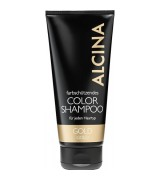 Alcina Color-Shampoo Gold 200 ml