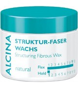 Alcina Natural Struktur-Faser-Wachs 50 ml