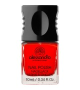 Alessandro Colour Code 4 Nail Polish 12 Classic Red 10 ml