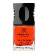 Alessandro Colour Code 4 Nail Polish 14 Orange Red 10 ml